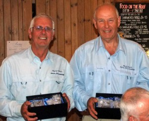 David Moore and Mark Searle
