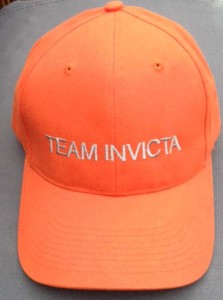 Team Invicta hat