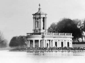 Normanton Church, Rutland Water. Probably the most recognisable of all fishing landmarks.